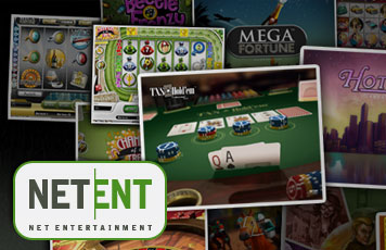 Netent casino provider